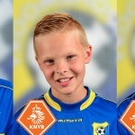 Jeugd Vroomshoopse Boys gescout voor KNVB en BVO.
