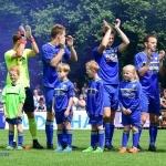 Vroomshoopse Boys verliest na verlenging de derby van vv Den Ham