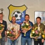 Jaarvergadering Vroomshoopse Boys met een focus op clubgebouwplannen.