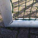 Bericht vanuit de veldploeg: onderhoud kunstgras en stop met de zinloze vernielingen.