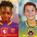 Nelson Runhart en Thayrell van de Werfhorst gescout voor FC Twente en Go Ahead Eagles