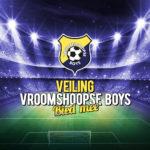 Online veiling Vroomshoopse Boys gaat van start!
